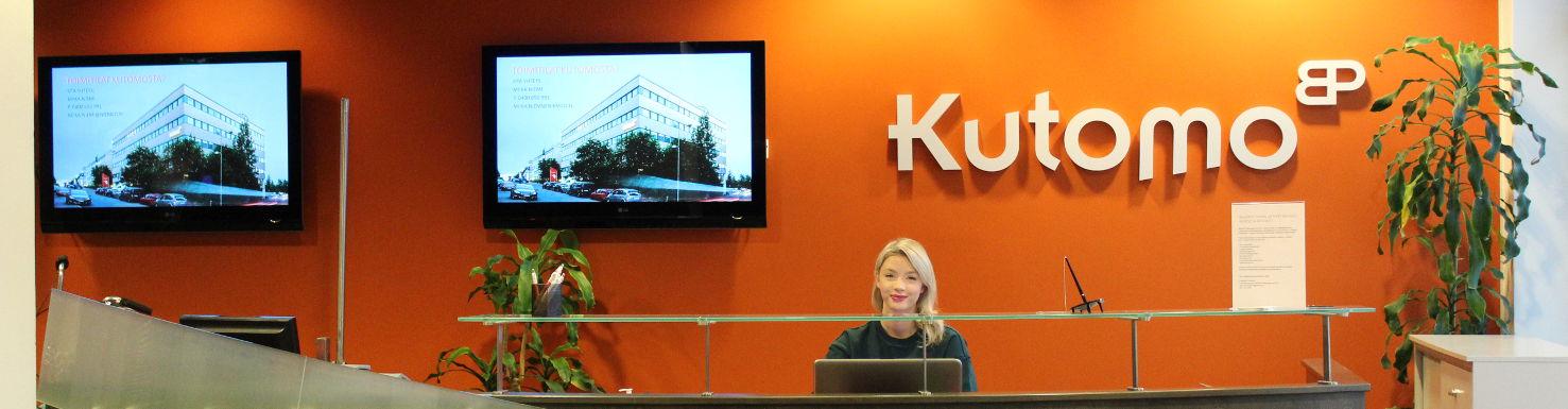 Kutomo Business Park aula